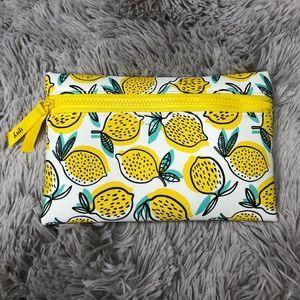 FREE w/ $40 Purchase -  Ipsy Lemon Makeup Bag